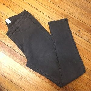 *Never Worn* H&M Grey Skinny Ankle Sz 32 *Small*
